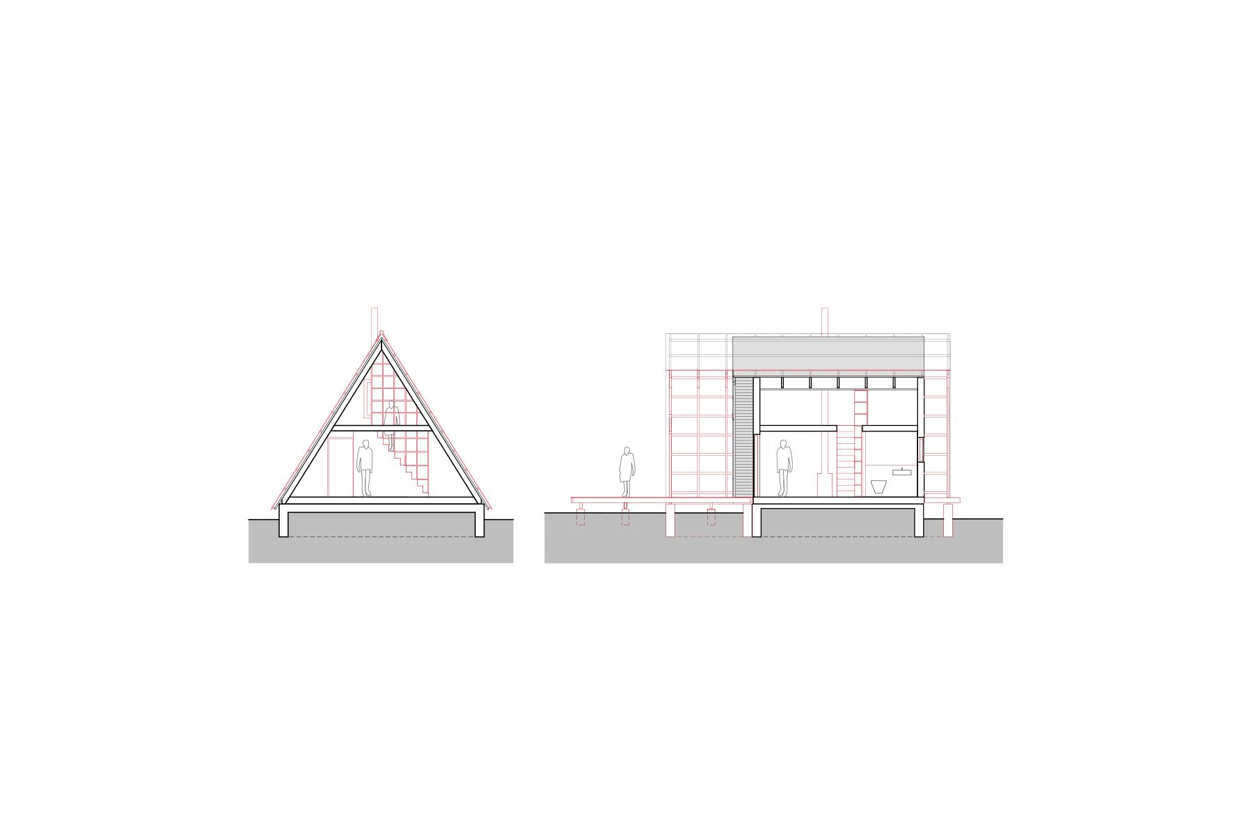 finnh tte ihow h tten und pal ste architekten. Black Bedroom Furniture Sets. Home Design Ideas